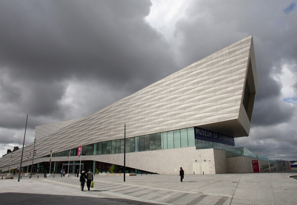 Museum of Liverpool reopens entrance after 7 years