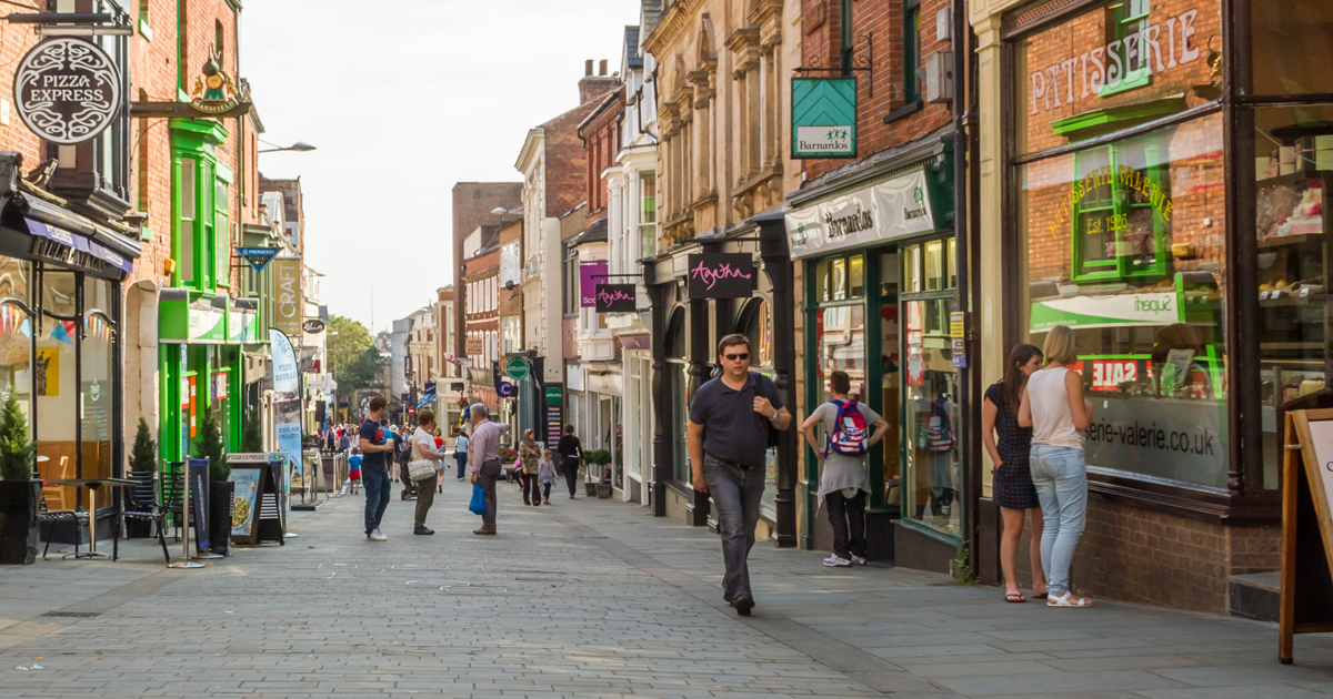 Heritage high streets get £62m boost