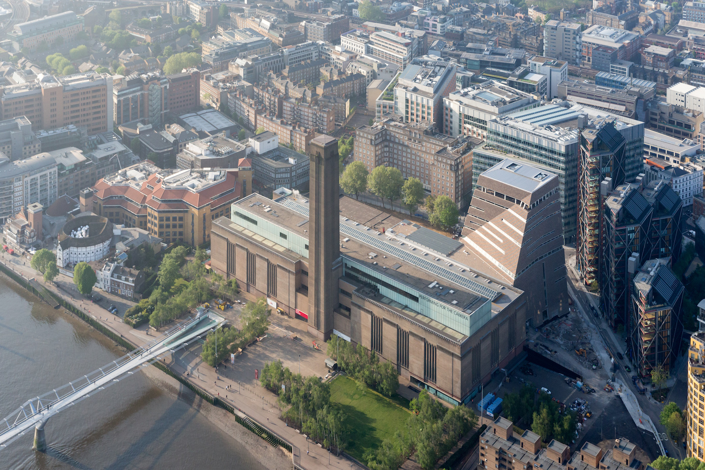 Tate Modern overtakes British Museum as most popular