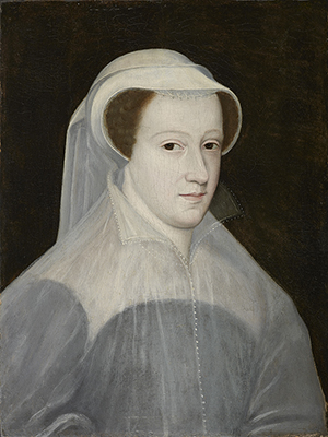 The real Mary Queen of Scots