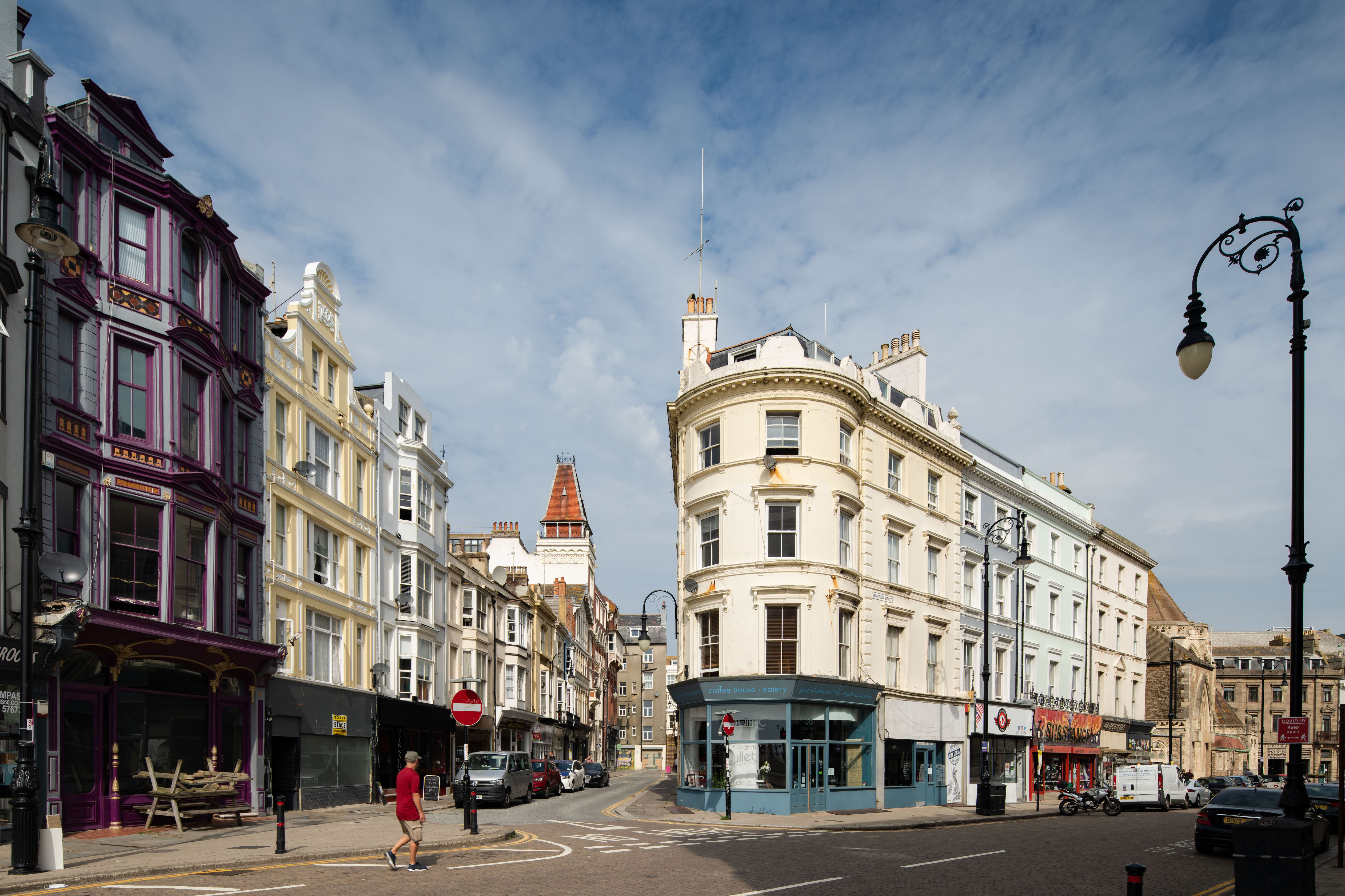 £7.4m to lift high streets with art