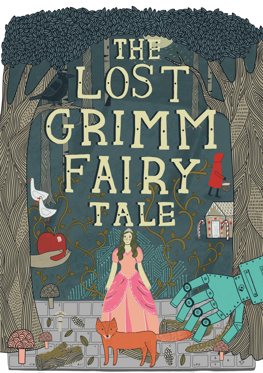 'New' Grimms tale created by cloning