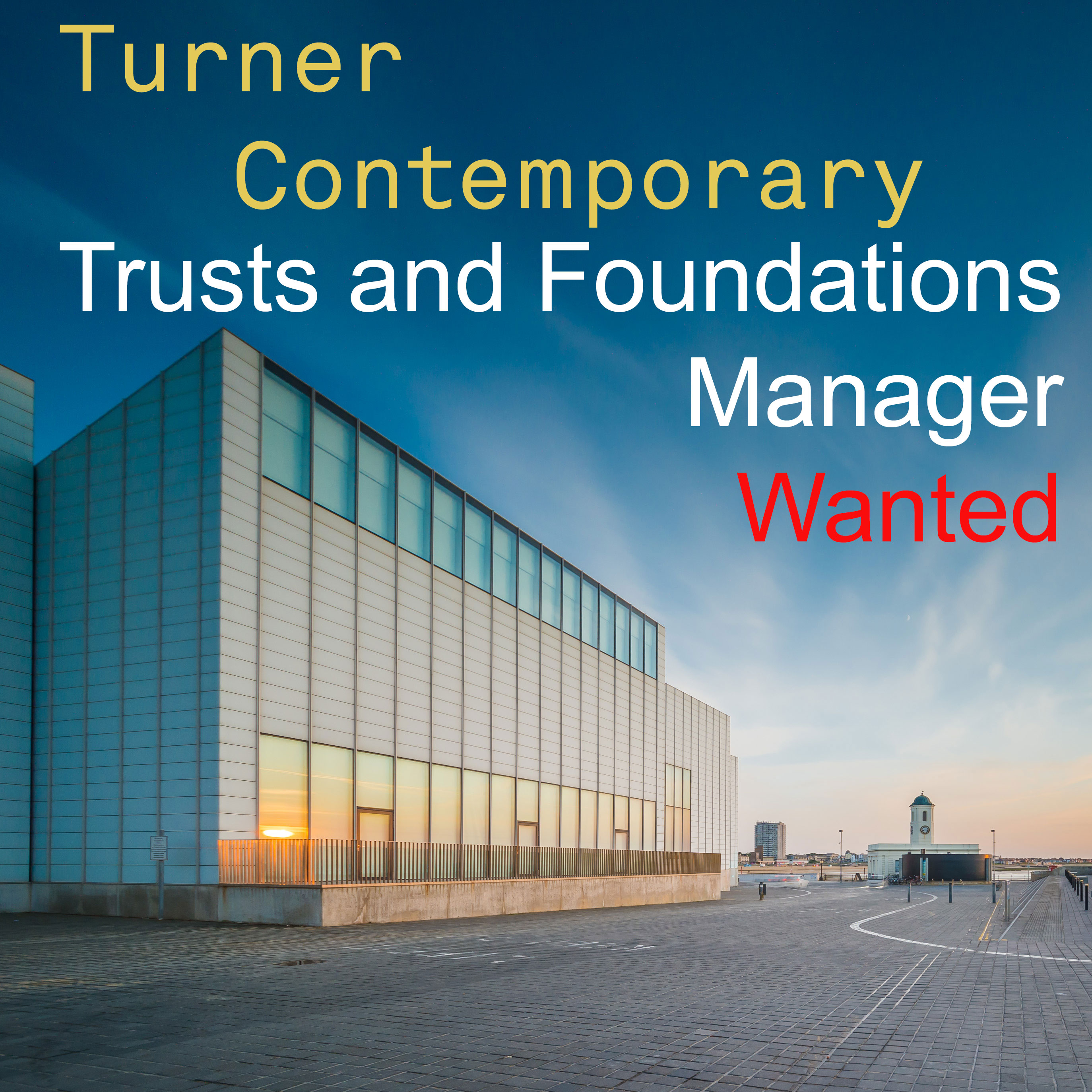 Turner Contemporary Trusts and Foundations