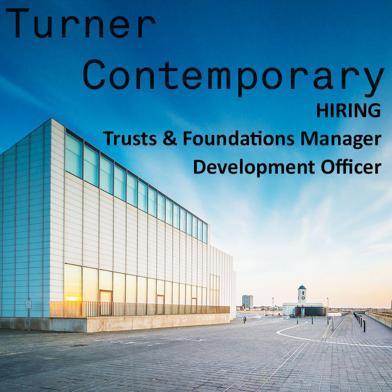 Turner Contemporary are hiring