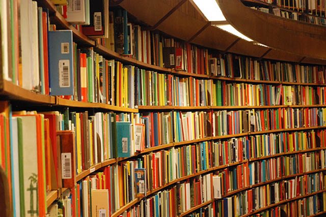 Shock figures on library closures